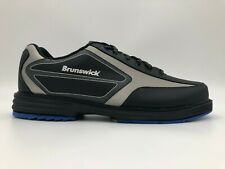 Brunswick M-950 Stealth Bowling Shoes - Black / Graphite - Right-Handed