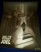 Billy Joel James Flames LIMITED Edition 18x24 Poster #/500 Signed by Artist