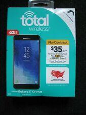 🔥Total Wireless Prepaid Samsung Galaxy J7 Crown S767VL (16GB) - Black🔥