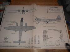 Arado AR 234 C REKO scala-Foglio n. 95