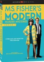 Ms. Fisher's Modern Murder Mysteries: Series 1 - 2 DISC SET (REGION 1 DVD New)