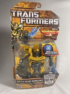Hasbro TF / HUNT FOR THE DECEPTICONS BATTLE BLADE BUMBLEBEE