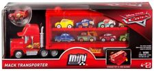 Disney Cars Cars Mini Racers Mack Transporter Carry Case