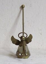 """Older Brass Candle Snuffer 