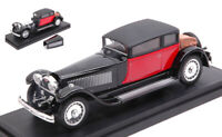 Model Car vintage diecast rio Bugatti 41 Royale Weymann Scale 1:43