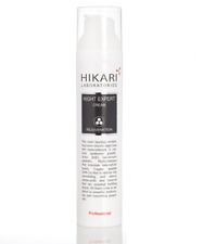 HIKARI Laboratories Rejuvenation - Night Expert Cream 100ml / 3.4oz   + samples