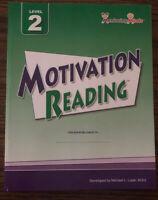 Motivation Reading Level 2 Educational Lesson Book Mentoring Minds
