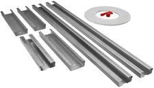 Ryobi Garage Door Opener Rail Belt Drive Extension Kit 14 ft. Reinforced Steel