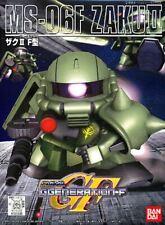 Bandai - BB218 MS-06F Zaku II SD Action Figure