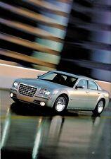 2006 Chrysler 300 300C Touring Limited  SRT8 Dealer Sales Brochure
