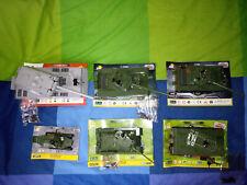 6 Cobi panzer - Panzer VIII Maus, T-72MI, T-54, KV-2, T-34/85, Renault FT-17