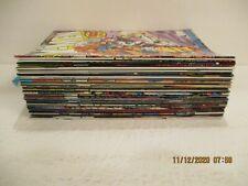 LOT OF (36) UNCANNY X-MEN MARVEL COMIC BOOKS (1991) #281-330