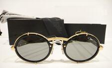 Cazal 644 Sunglasses Legend Color 001 Black Gold Authentic New