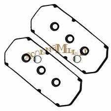 VALVE COVER GASKET SET W/SEALS FOR MITSUBISHI 97-04 MD321352KIT MD303148
