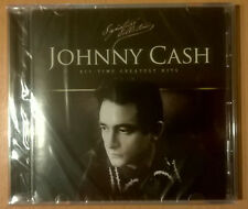 JOHNNY CASH Signature Collection All Time Greatest Hits CD neuf scellé / sealed