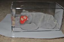 Authenticated TY beanie baby Happy 1st gen hang tush tag near MWMT TBB Rare