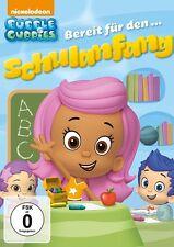 BUBBLE GUPPIES: V6 GET READY FOR SCHOOL!   DVD NEU