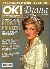 OK Magazine Princess Diana 1961-1997 20TH Anniversary Collector's EDITION