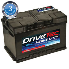 Car Battery 100 12V 70Ah 640A L:277mm H:176mm W:174mm For Alfa Romeo 159