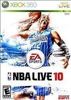 Xbox 360 : NBA Live 10 VideoGames