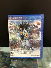 World of Final Fantasy / Sony PlayStation Vita / ps vita.