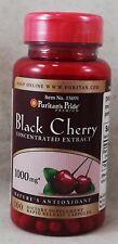 jlim410:  Puritan's Pride Black Cherry 1000mg, 100 Capsules