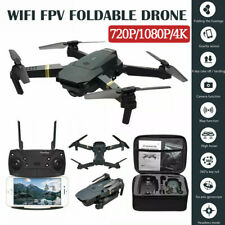 Drone X Pro WIFI FPV 1080P/4K HD Camera 3-Battery Foldable Selfie RC Quadcopter/