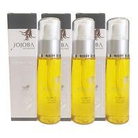 Jojoba Skincare Pure Australian Jojoba Oil 60ml x 3 Units