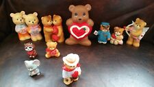 Enesco Lucy & Me Valentine Love 12 each Figurines