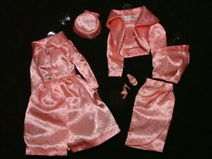 Barbie Repro Reproduction Sparkling Pink Complete Fashion ~ Newly Unboxed