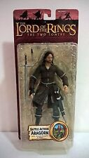 Lord Of The Rings Battle Action Aragorn Action Figure The Two Towers LOTR