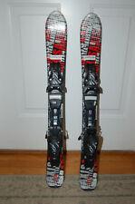 Team Axis Z38 80 cm Youth Skis w Tyrolia LXR 4.5 Bindings NICE!