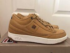 Fila Sports Men's T-1 MID Shoes Wheat 1VT13050-22 9.5-13