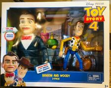 Toy Story 4  Benson and Woody 2 pack Mattel  In Stock ready to ship !!!