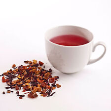 Blood Orange herbal tea with hibiscus, rosehip, orange flowers & peel - Basilur