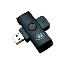 ACR38U-N1  USB Smart Card Reader Supports CAC and PIV2 cards (Type-A)