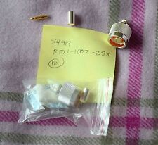 RFN-1007-2SX  RF INDUSTRIES N male connector for RG8X and Times LMR240 cables.