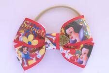 Snow White Mini Hair Bow_Princess_Hair Tie_Costume_Cosplay