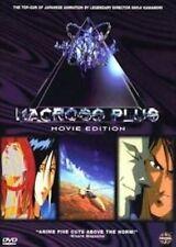 Macross Plus The Movie DVD FREE SHIPPING