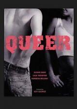 Queer Book Boy George Madonna Spice Girls Golden Rent Boys Wigstock Rock Hudson