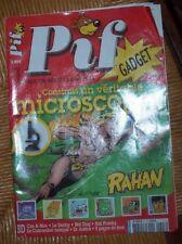 PIG GADGET No3  RAHAN 2004