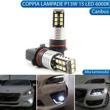 COPPIA Lampada Lampadina Luce OSRAM DRL 905HP DIURNE Semiconductors
