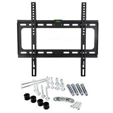 Universal TV Wall Mount Level Arm Standard Hole Arm LED LCD Flat 26-63 Inch