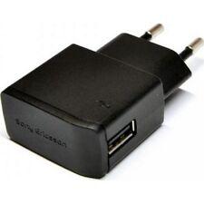 SONY CARGADOR ORIGINAL EP800 USB NEGRO PARA PSP TABLET S P XPERIA C C2305