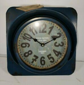 The Barrel Shack™ - Trafalgar - Handmade Wall Clock NEW in Opened Box