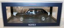 Modellini statici di auto, furgoni e camion neri NOREV edizione limitata