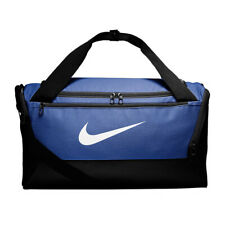 Gym Bag Nike Brasilia Training Duffel Bag 9.0 [ size: S ] 480 Holdall Blue