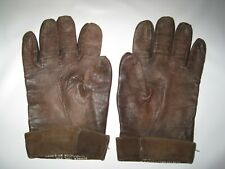 Steinberg Bros,Inc Men's, Brown Leather Gloves Size 10 Mil-G-9087A