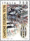 # ITALIA ITALY - 1996 - Juventus Winner - Calcio Football Soccer Sport Stamp MNH