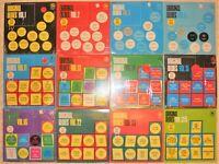 Various, Original Oldies, Compilations 12 Vinyl Record Lot All LP & NM, Rock Pop